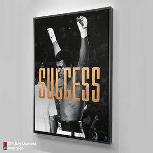 MUHAMMAD ALI - SUCCESS