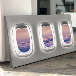 WINDOW SEAT ( CLOUDS EDITION )