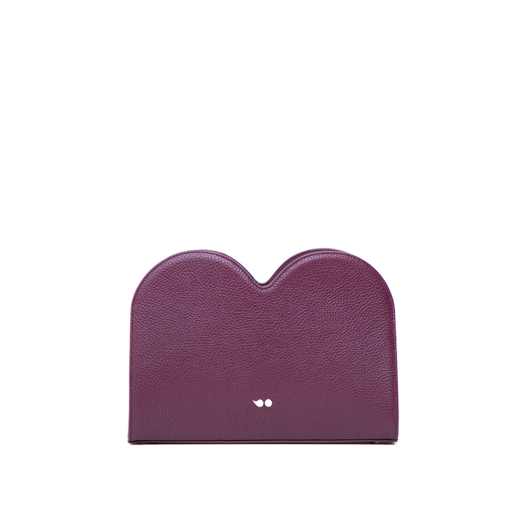 BABY - FRAME BAG - BURGUNDY