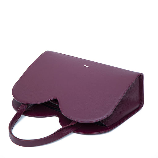 BIG - TOTE BAG - BURGUNDY