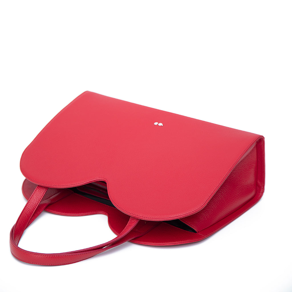 BIG - TOTE BAG - RED