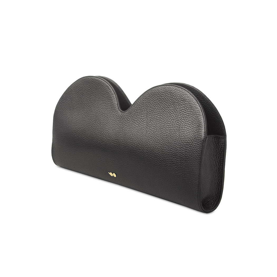 BIRBA - CLUTCH - BLACK