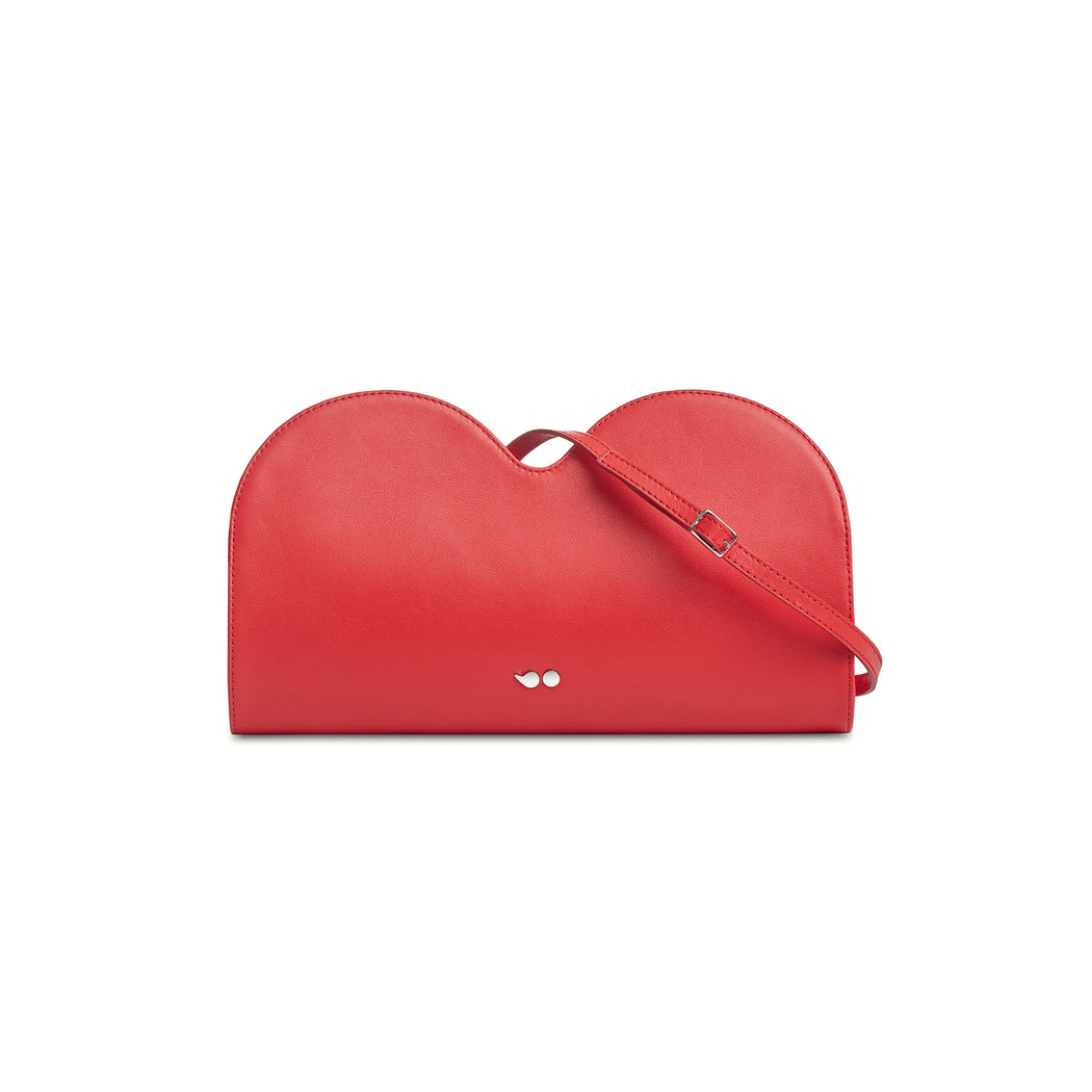 BIRBA - CLUTCH - RED