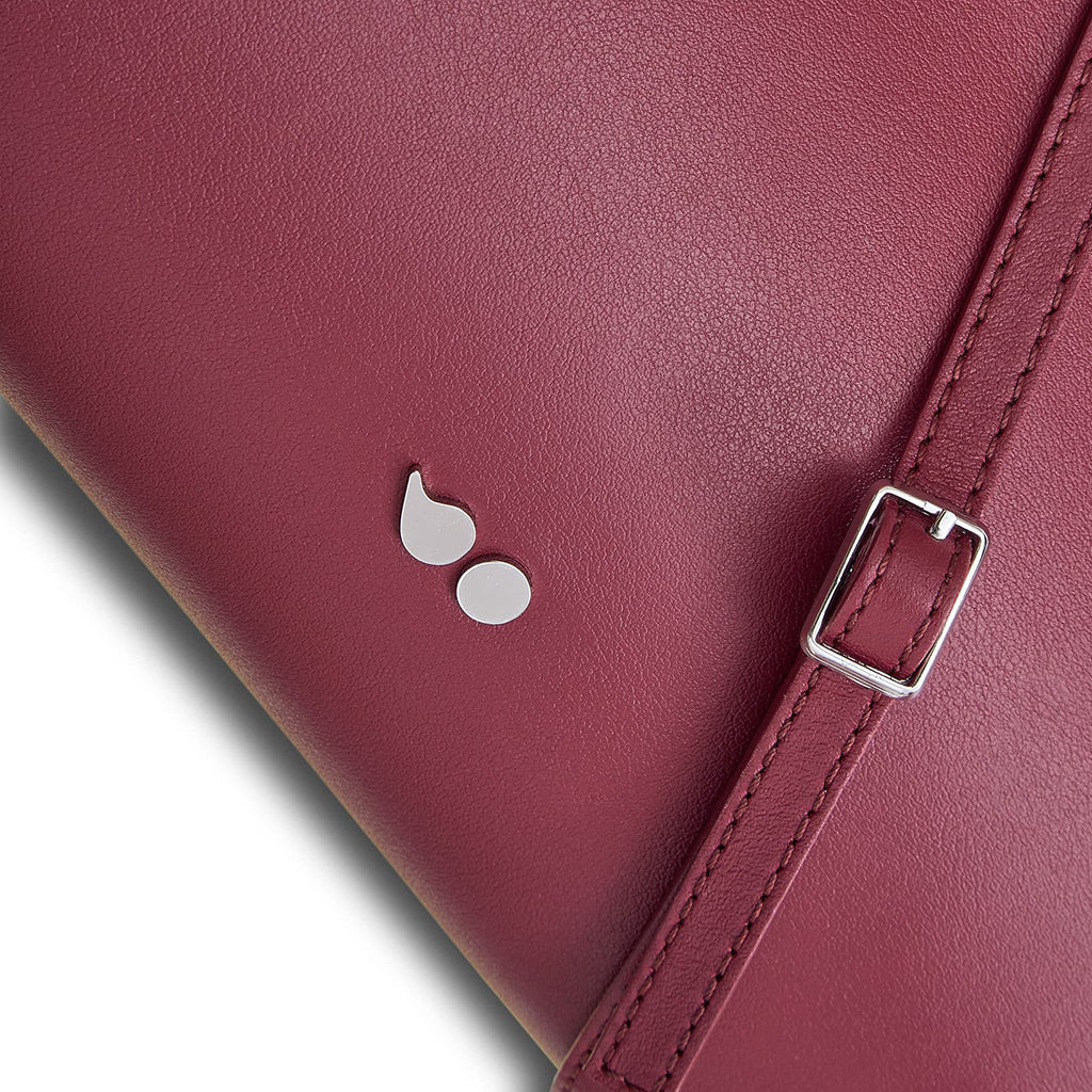 BIRBA - CLUTCH - BURGUNDY