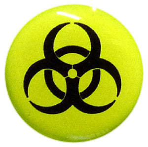 Libre Sticker biohazard