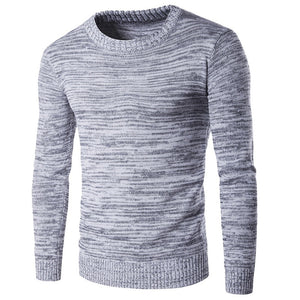 Laamei New Autumn Winter Fashion Brand Men Sweaters Pullovers Knitting Wool  Warm Designer Slim Fit Casual f192b92bc