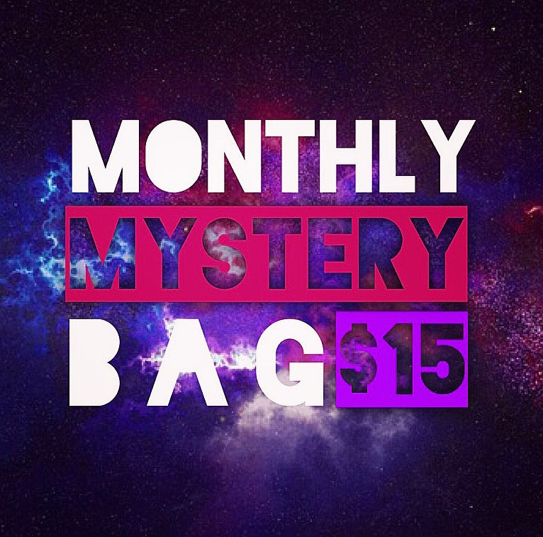 Monthly Mystery Bag