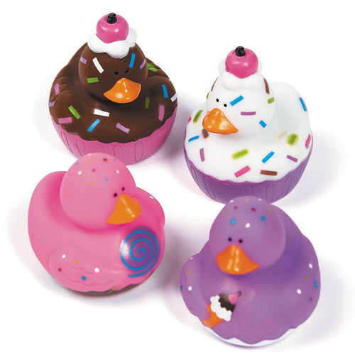 Sweet Treat Rubber Duck