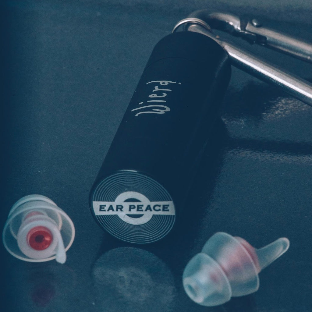 Wierd X Wear Less Noise Earplugs *Free Shipping*