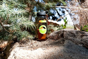 Nalgene Outdoor OG  Woodsman 1 Litre Removes Bacteria Cysts & Viruses