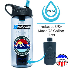 The Epic Nalgene OG Slim | 568ml