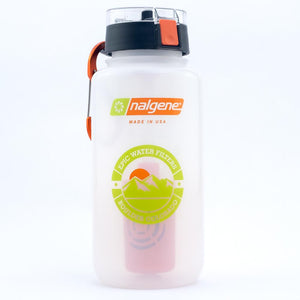 Epic Nalgene OG Ultimate Travel Bottle | Removes Bacteria, Cyst & Virus