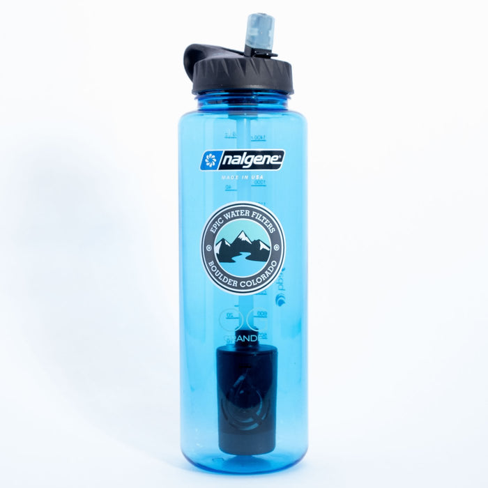 Epic Nalgene OG Grande 1.5 Litre America's Most Trusted Bottle