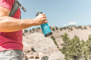 The Olympian | Sports Water Filter Bottle