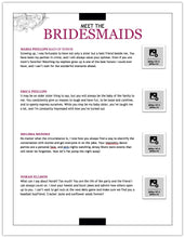 8-Page DIY Magazine Wedding Program (4)