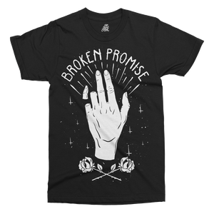 Broken Promise Printed T-Shirt