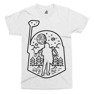 Nature Hunter Printed T-Shirt - UpShirtCreek