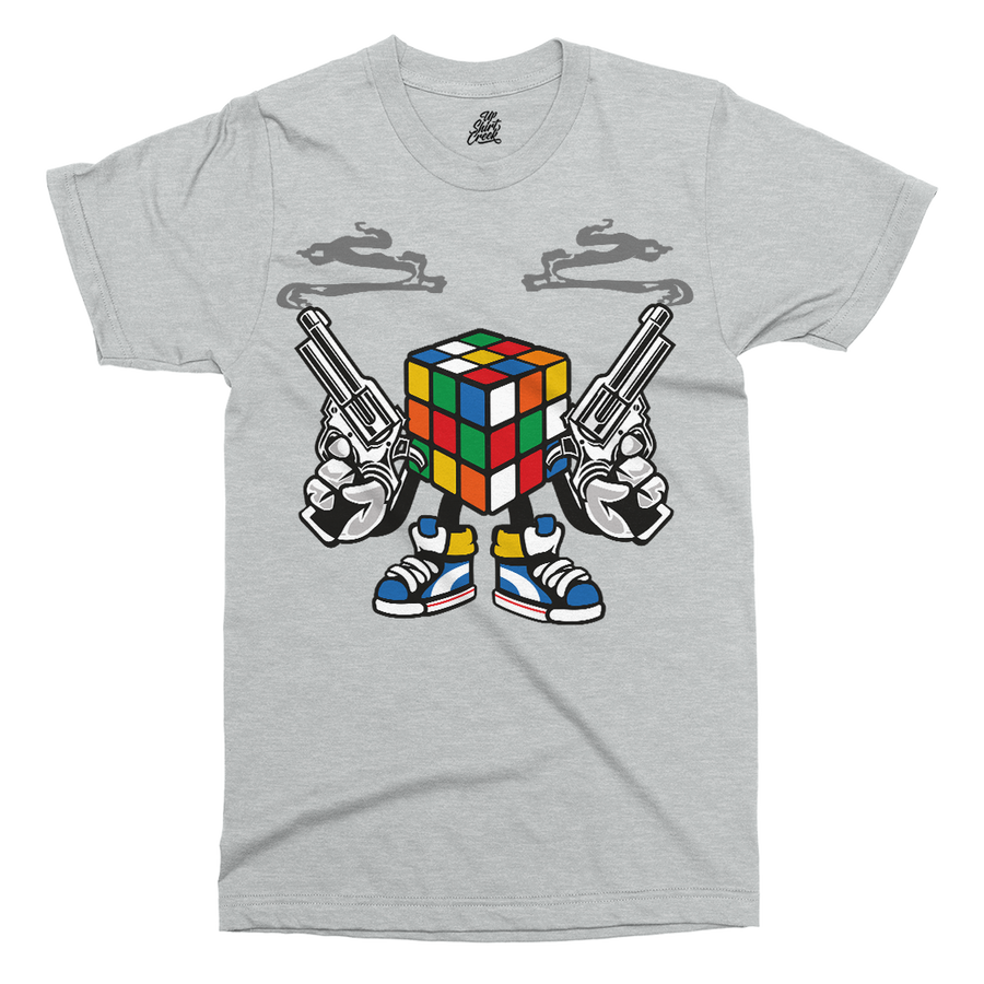 Rubix Killer Printed T-Shirt - UpShirtCreek