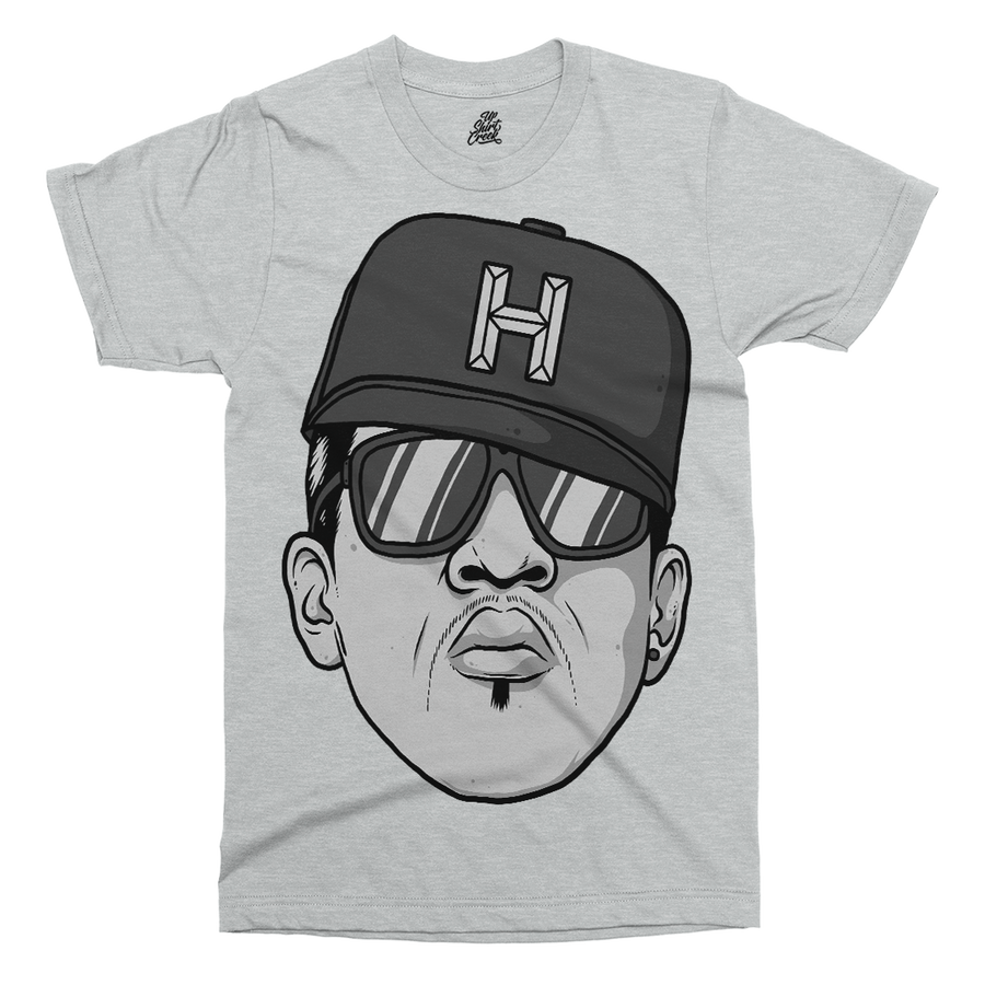 Hiphop Printed T-Shirt - UpShirtCreek