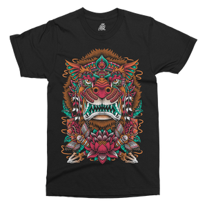 Rise Of The Lion Printed T-Shirt