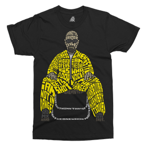 Breaking Bad Printed T-Shirt - UpShirtCreek