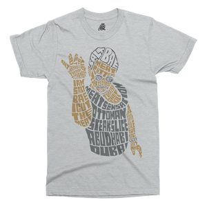 Salt Bae Printed T-Shirt - UpShirtCreek