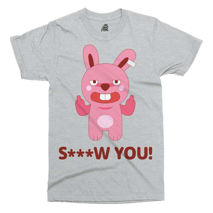 Brat Bunny Screw Printed T-Shirt