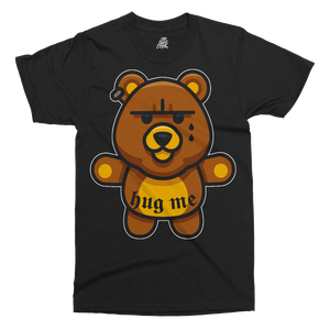 Bear Thug Printed T-Shirt - UpShirtCreek