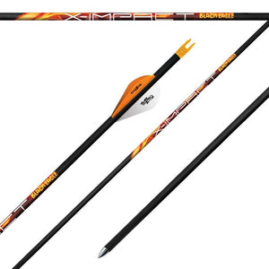 Black Eagle Fletched X-Impact