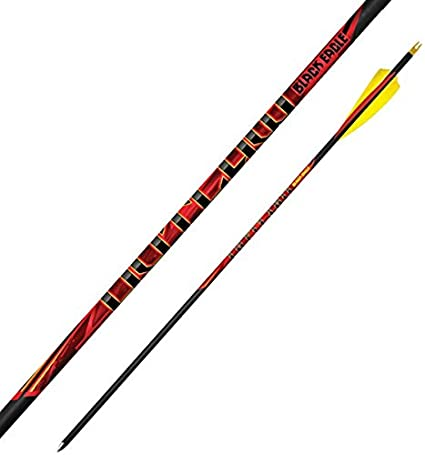 Black Eagle Outlaw Feather Fletched