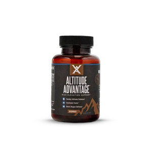 Wilderness Athlete Altitude Advantage