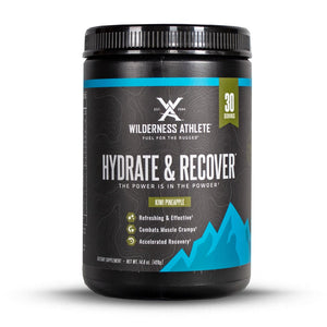 Wilderness Athlete Hydrate and Recover Tub