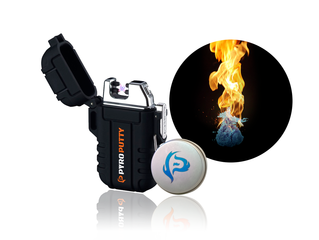 Pyro Putty Dual Plasma Lighter