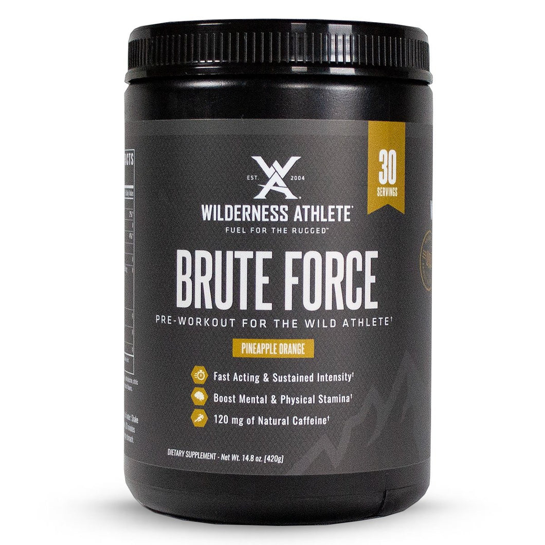 Wilderness Athlete Elite Brute Force