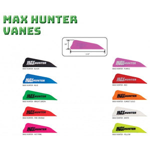 AAE Max Hunter Vane - 40 Pack