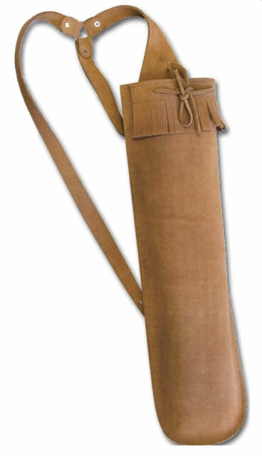 Vista Raider Leather Back Quiver
