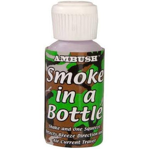 Moccasin Joe Smoke in a Bottle Air Movement Detector