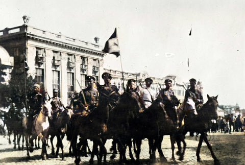 Cavalry South Russia Denikine