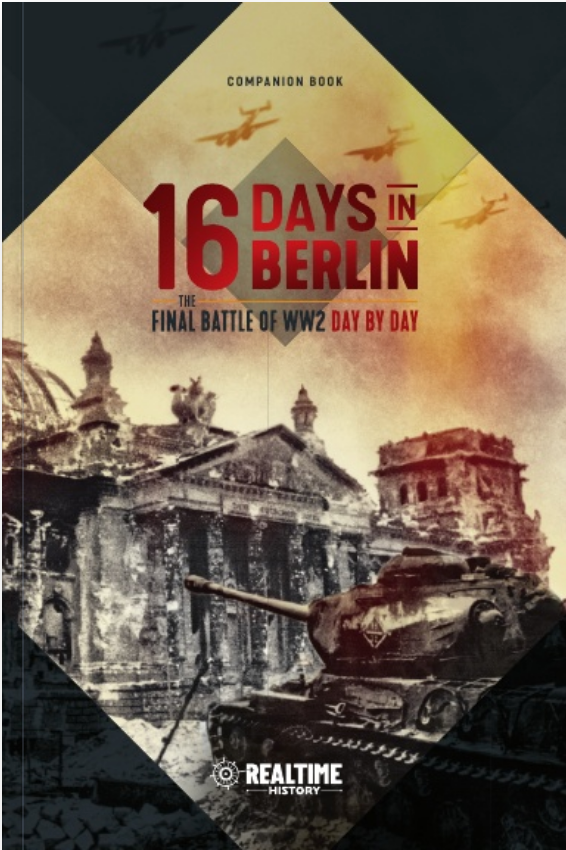 16 Days In Berlin Official Companion eBook