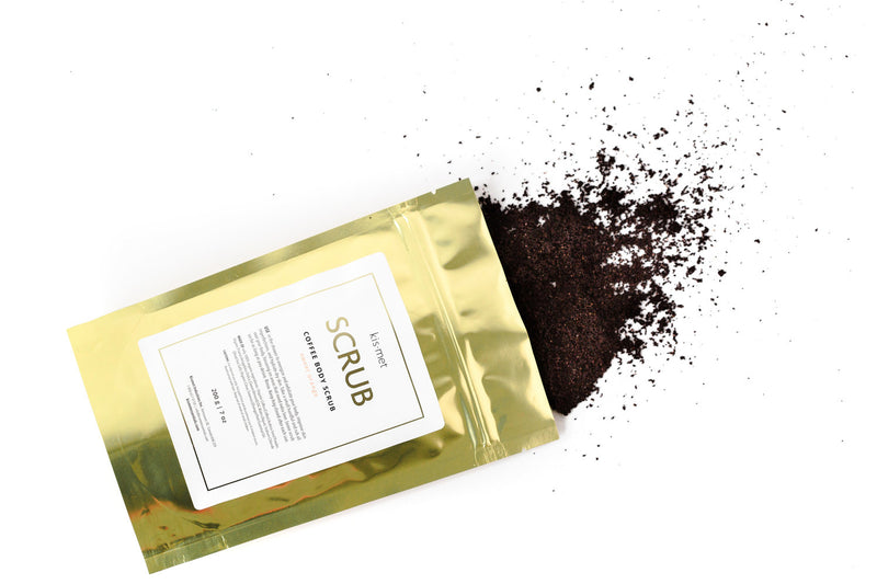 Kismet Coffee Body Scrub