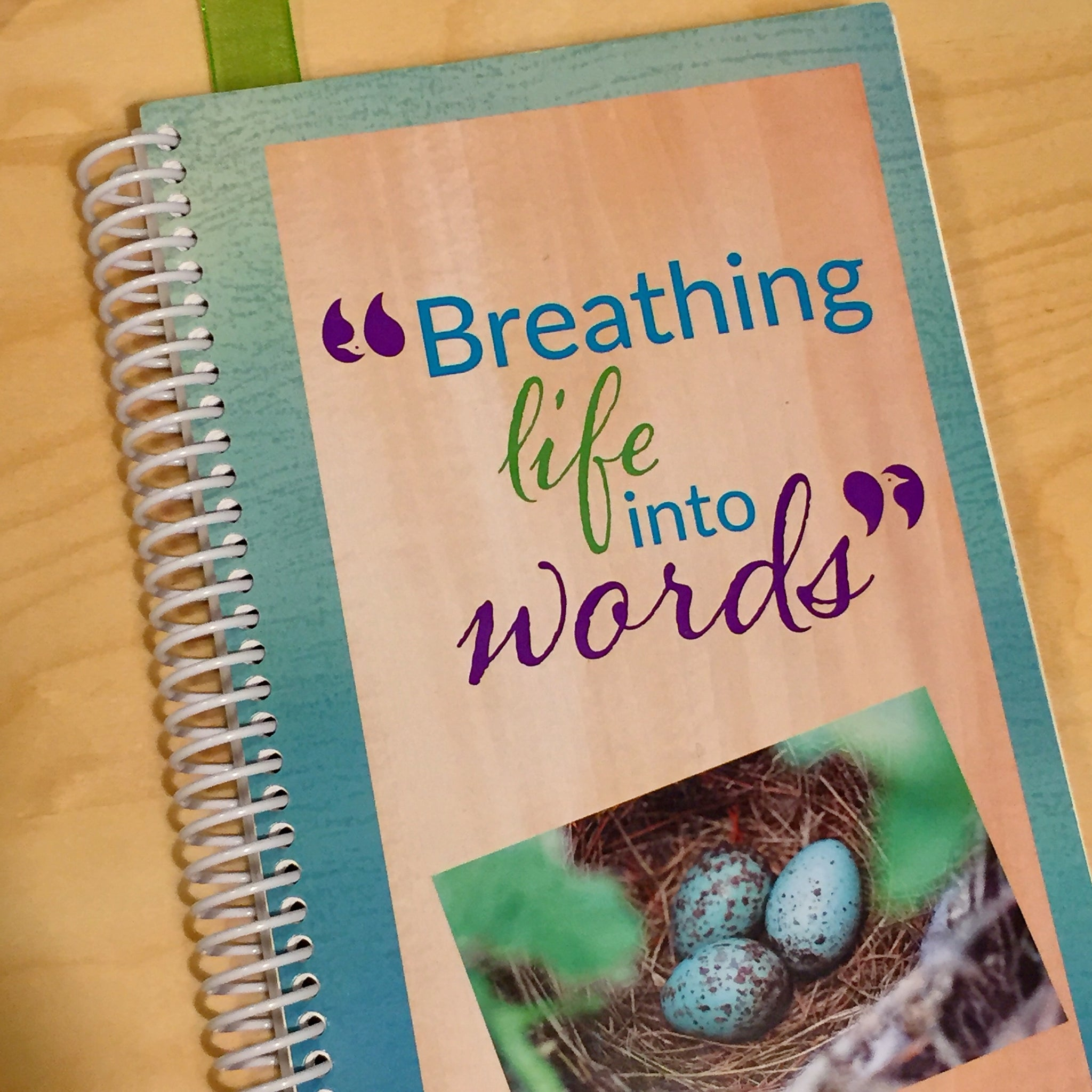 Breathing Life into Words Journal