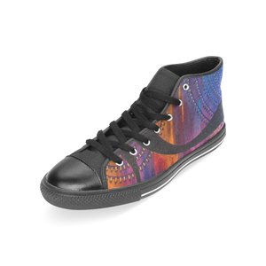 Halo Classic High Top Canvas