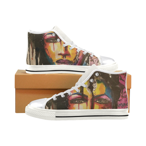 Survivor All Day Classic High Top Canvas