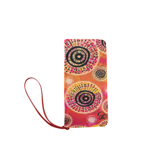 Mexi Pop Women's Clutch Wallet