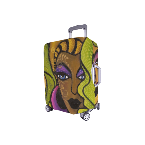 Girlfriends Luggage Cover-Small