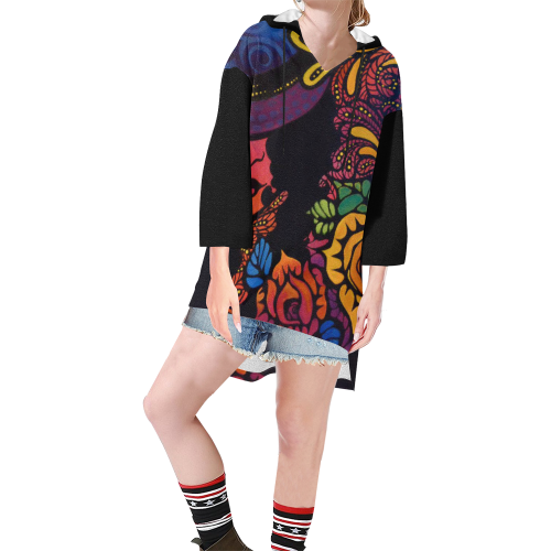 Chola Funky Hoodie for Women