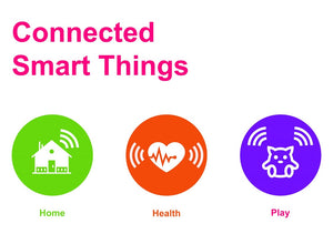 Connected Smart Things Best IOT Products