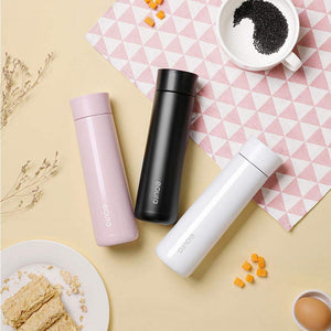 Connected Smart Bottle Hot and Cold Temperature Controlled Flask