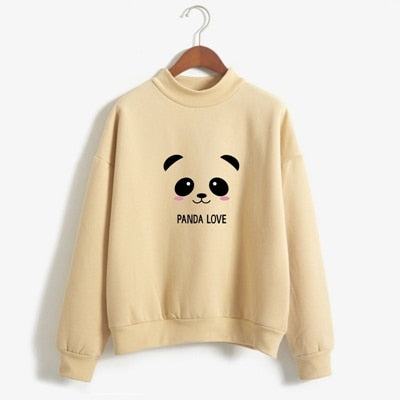 Panda Love Sweatshirt - Panda Jewel