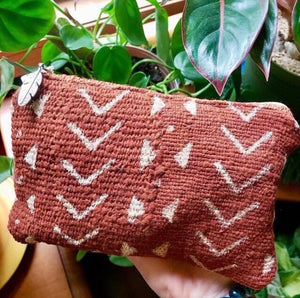 Kindred Feather Pouch